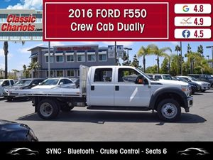 View 2016 Ford Super Duty F-550 DRW
