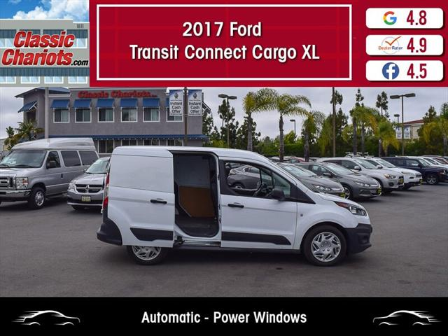 2017 Ford Transit Connect XL Cargo Van - Classic Chariots