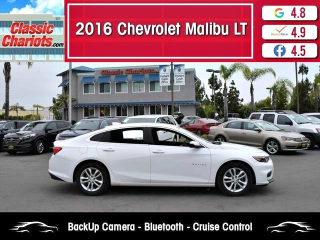 2016 Chevrolet Malibu LT - Classic Chariots