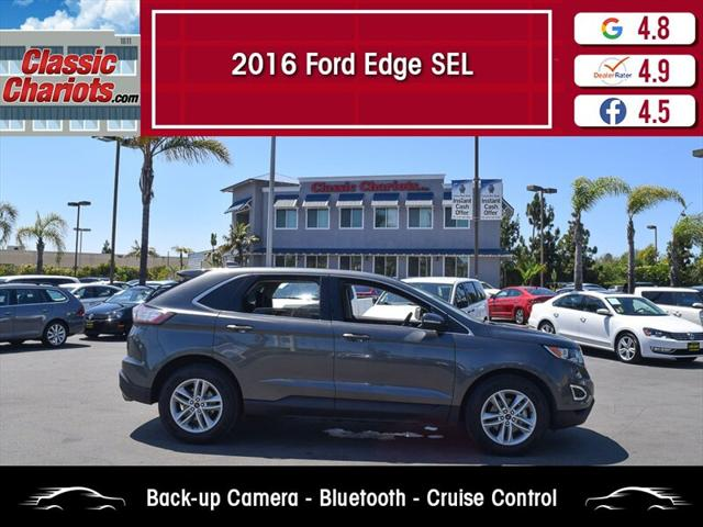 2016 Ford Edge SEL - Classic Chariots