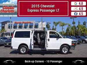 View 2015 Chevrolet Express Passenger