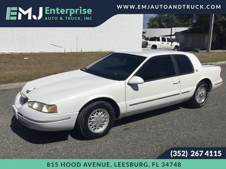 sold 1996 mercury cougar xr7 in leesburg emj enterprise auto truck