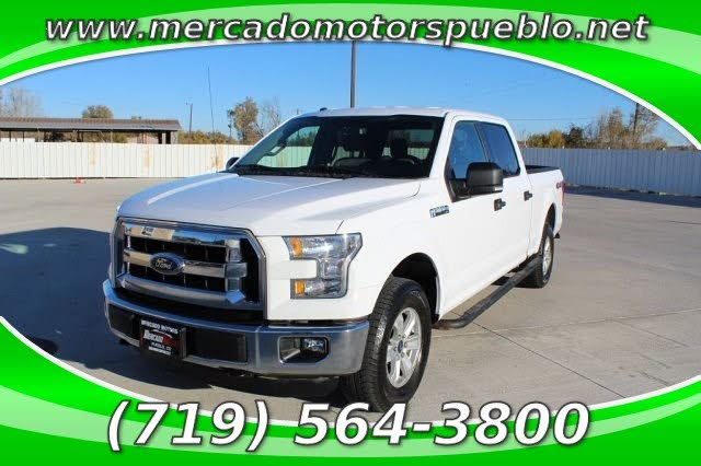 2016 Ford F-150 SUPERCREW PK