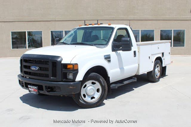 2008 Ford Super Duty F-350 SRW SRW SUPER DUTY PK