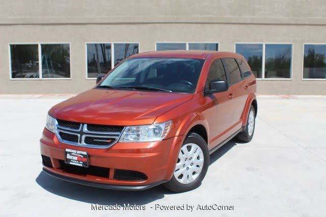 2014 Dodge Journey SE UP