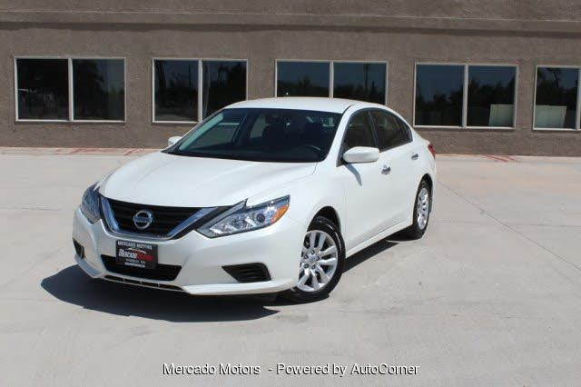 2016 Nissan Altima 2.5 SD