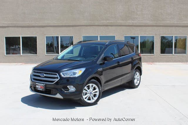 2017 Ford Escape SE UP