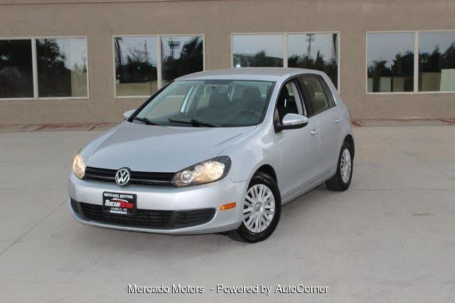 2013 Volkswagen Golf 2.5L Hatchback 4D