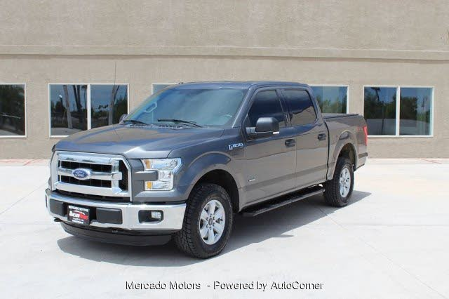 2015 Ford F-150 SUPERCREW PK