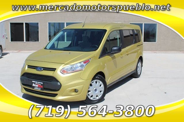 2016 Ford Transit Connect Wagon XLT Van 4D