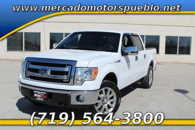 2014 Ford F-150 SUPERCREW PK