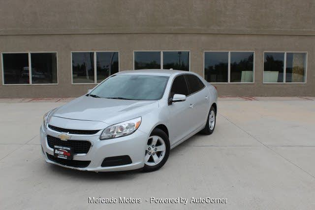 2016 Chevrolet Malibu Limited LT SD