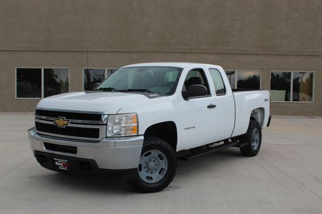 2011 Chevrolet Silverado 2500HD HEAVY DUTY PK