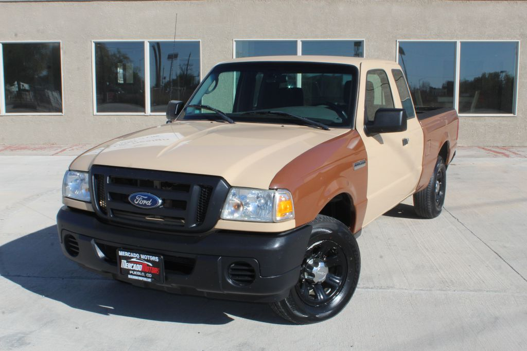 2011 Ford Ranger SUPER CAB PK