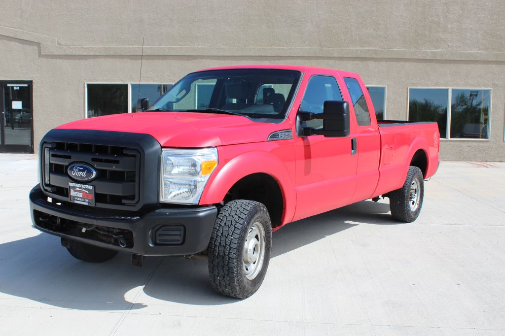 2014 Ford Super Duty F-250 SRW SUPER DUTY PK