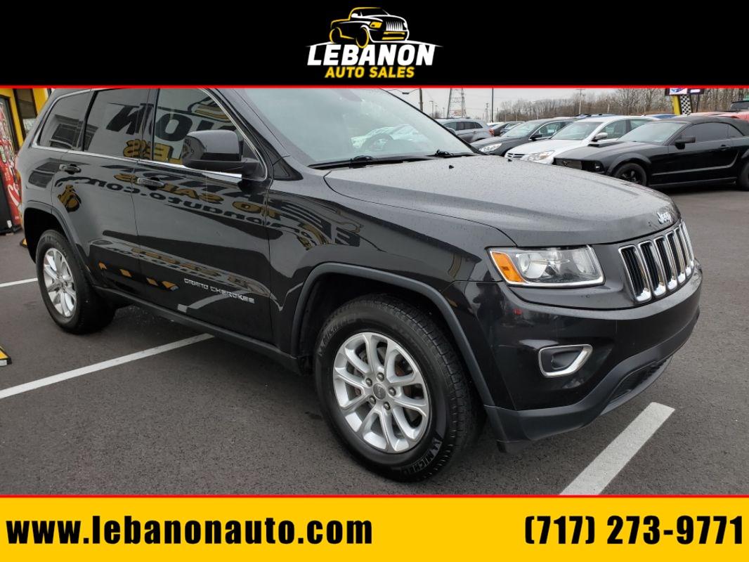 2014 Jeep Grand Cherokee Laredo >> 2014 Jeep Grand Cherokee Laredo Lebanon Auto Sales