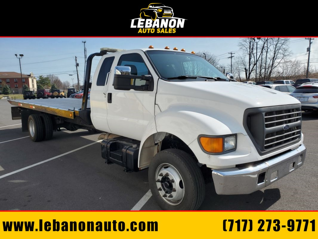 2001 Ford Super Duty F-650 XL