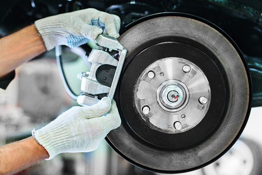 Brake Inspection and Service