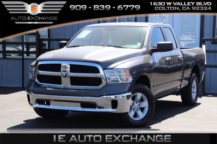 2017 Ram 1500 SLT (w/ Bluetooth & 6 Speaker Audio)