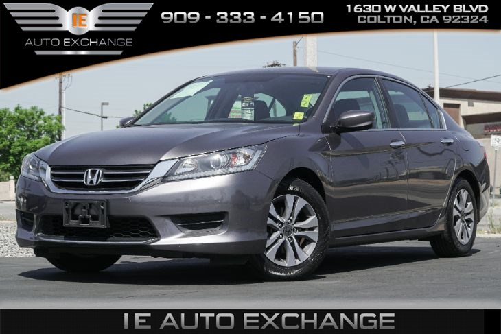 2015 Honda Accord Sedan LX (w/ Back-up Camera, Bluetooth)