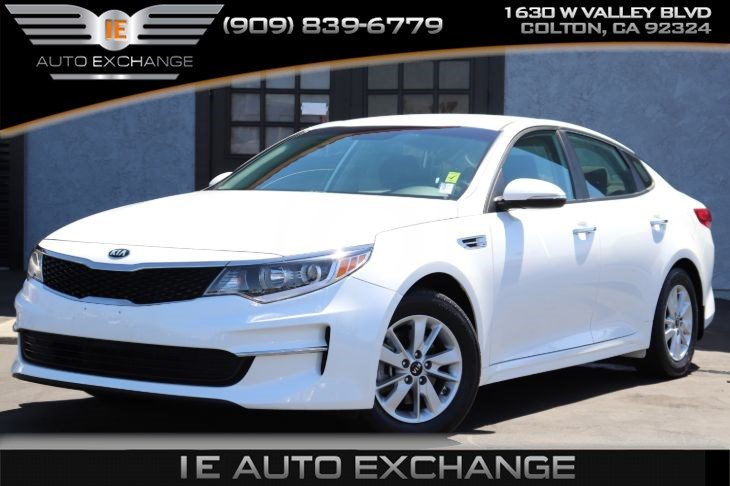 2016 Kia Optima LX (w/ ECO Mode, Bluetooth, Back-up Camera)