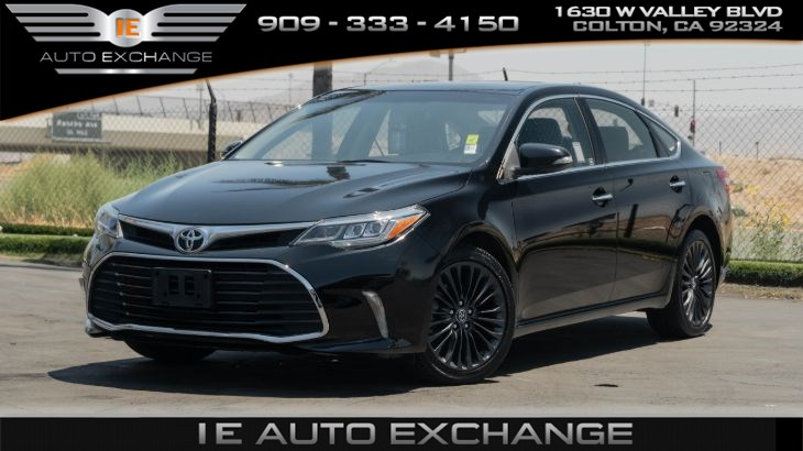 2016 Toyota Avalon Touring (w/ Bluetooth, Back-up Camera)