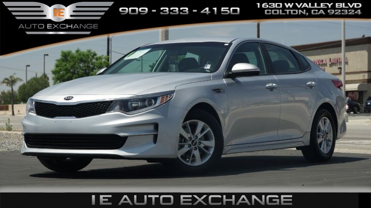 2018 Kia Optima LX (w/ Back-up Camera, Bluetooth)
