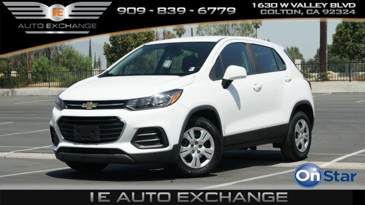 2017 Chevrolet Trax LS (w/ OnStar Benefits, Apple CarPlay, Android Auto)