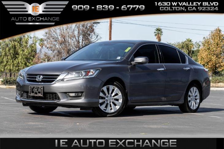 2015 Honda Accord V6 >> 2015 Honda Accord Sedan Ex L V6 Ie Auto Exchange
