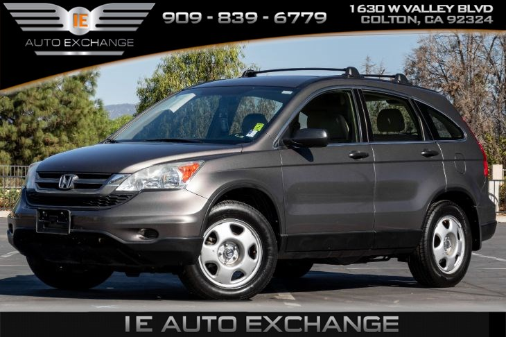 Valley Motor Honda >> 2011 Honda Cr V Lx W Roof Rack Rails Ie Auto Exchange