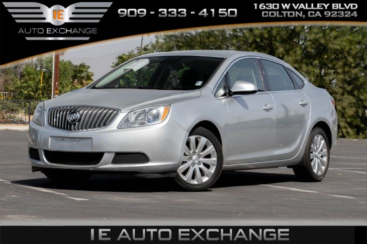 2016 Buick Verano (w/ Comfort Package, Bluetooth, 1 SD Equipment)