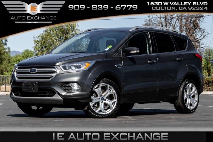 Ford Escape Titanium >> 2019 Ford Escape Titanium Ie Auto Exchange