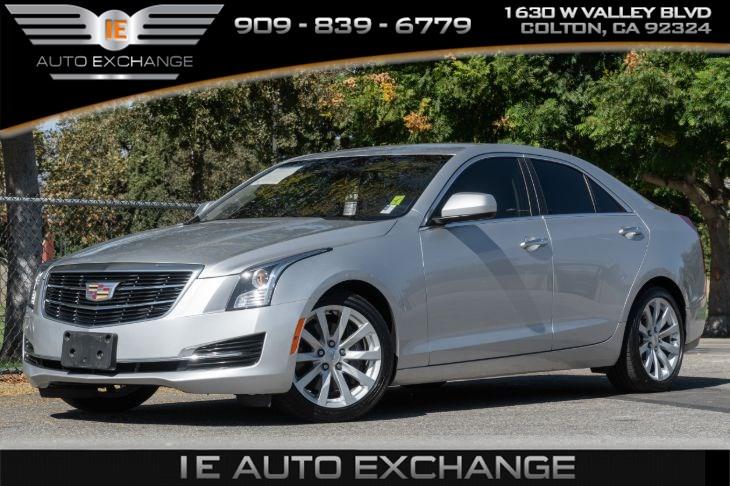 2017 Cadillac Sts >> 2017 Cadillac Ats Sedan Rwd Ie Auto Exchange