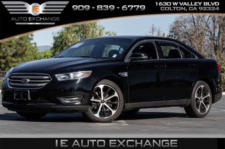 2016 Ford Taurus SEL (w/ Navigation, Heated Front Seats, Bluetooth)