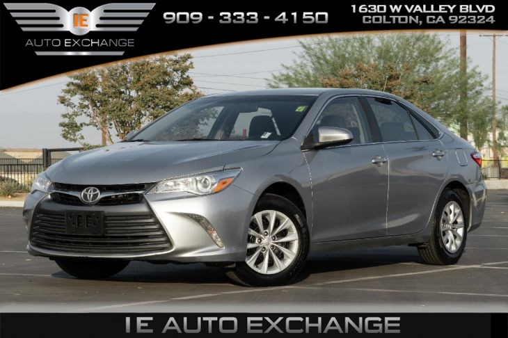2016 Toyota Camry LE (w/ Back-up Camera, Bluetooth)