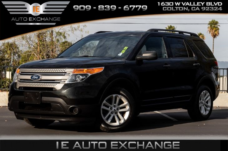2015 Ford Explorer Base (w/ Bluetooth, Cruise Control)