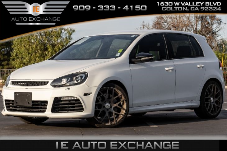 "2013 Volkswagen Golf R Base Hatchback Manual (w/ ""R"" Carpeted Mat Kit, Heated Front Seats)"