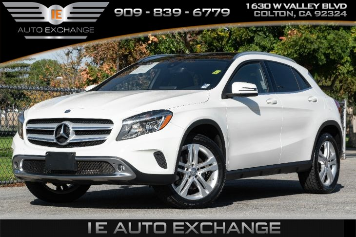 2017 Mercedes-Benz GLA Class GLA 250 (w/ Apple Carplay, Android Auto, Back Support)
