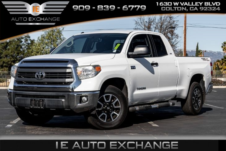 2014 Toyota Tundra 2WD SR5 (w/ TRD Off Road Package, SR5 Upgrade Package)