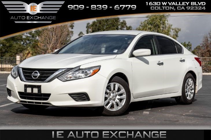 2016 Nissan Altima 2.5 S (Bluetooth & Power Driver Seat Package)