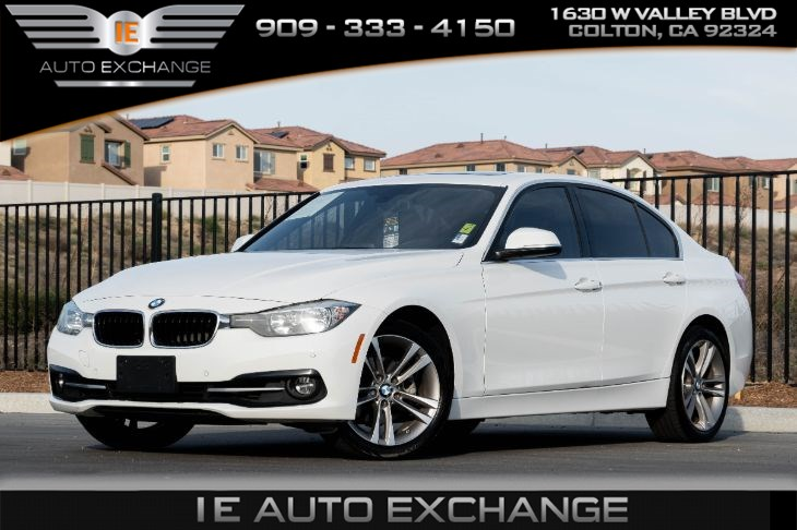 2017 BMW 3 Series 330i South Africa (w/ Driver Assistance Package, Bluetooth)