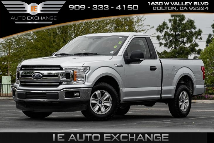2018 Ford F-150 XLT (w/ 5.0L V8 Engine, Bluetooth, Back-up Camera)