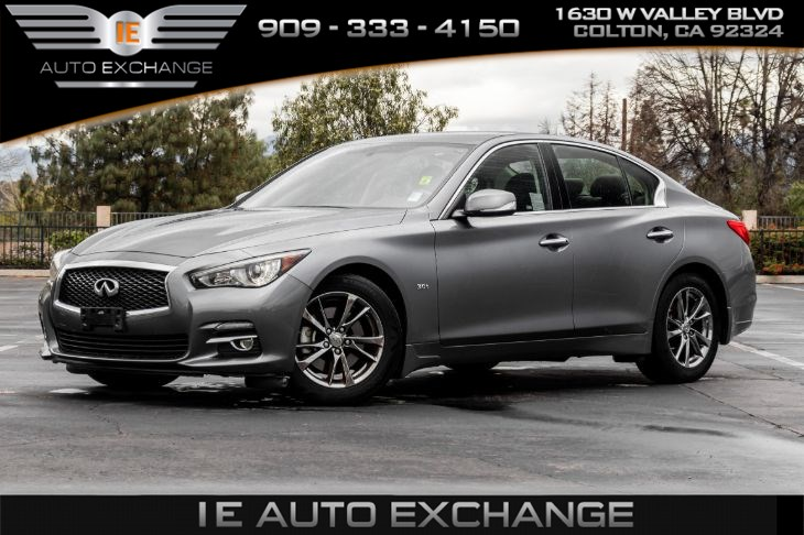2017 INFINITI Q50 3.0t Signature Edition (w/ All Weather Package)