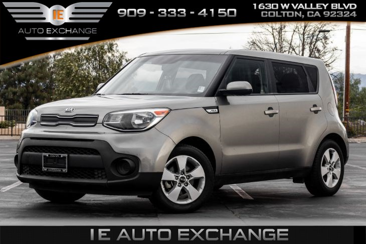 2019 Kia Soul Base Auto (w/ Convenience Package, Apple CarPlay)