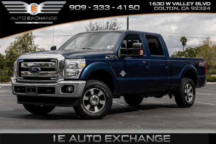 2016 Ford Super Duty F-250 SRW Lariat (w/ Lariat Ultimate Package, Bluetooth)