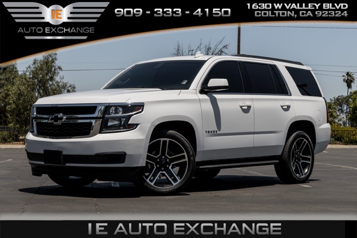2017 Chevrolet Tahoe LS (w/ Max Trailering Package, Bluetooth)