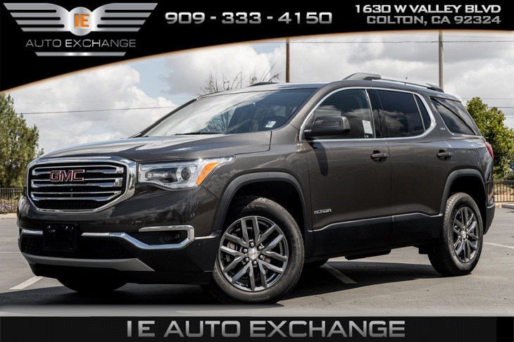 2019 GMC Acadia SLT FWD (w/ Back-up Camera, Bluetooth)
