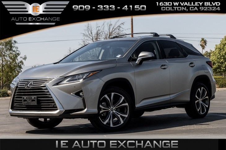2019 Lexus RX 350 FWD (w/ Navigation, Premium Package, Back-up Camera)