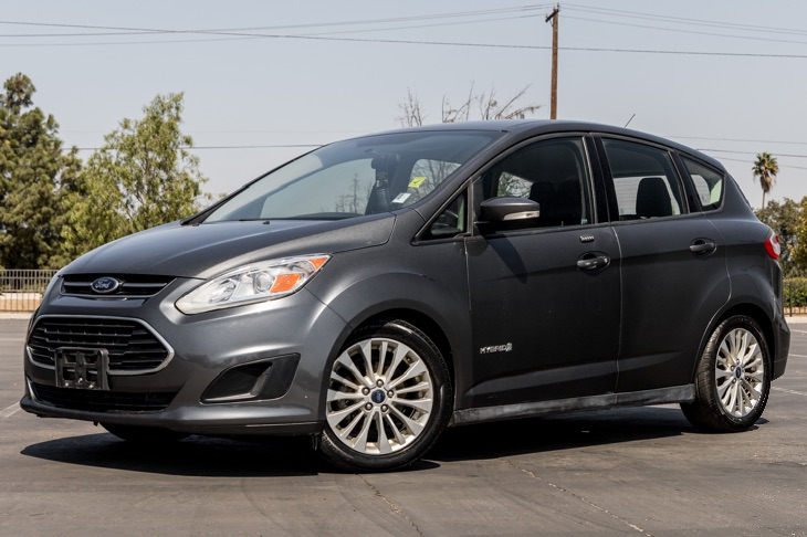 2017 Ford C-Max Hybrid SE (Bluetooth, Back-up Camera)