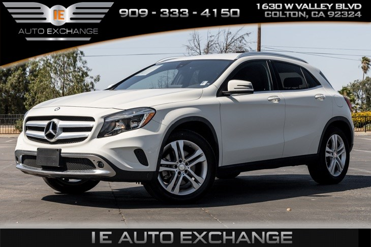 2017 Mercedes-Benz GLA 250 4MATIC SUV AWD (w/ Back-up Camera, Apple CarPlay)